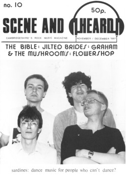 Cover of Scene and Heard Issue 10