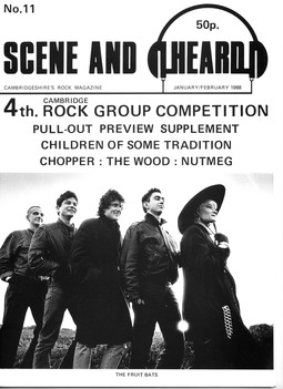 Cover of Scene and Heard Issue 11