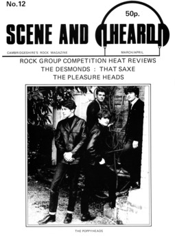 Cover of Scene and Heard Issue 12