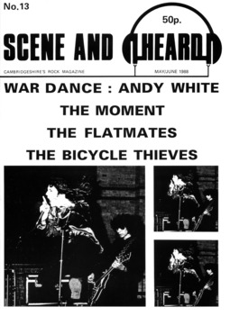 Cover of Scene and Heard Issue 13