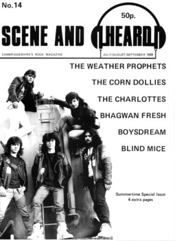 Cover of Scene and Heard Issue 14