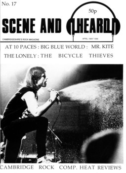 Cover of Scene and Heard Issue 17