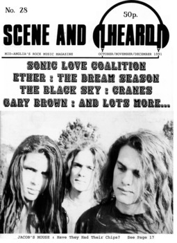 Cover of Scene and Heard Issue 28