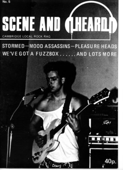 Cover of Scene and Heard Issue 5