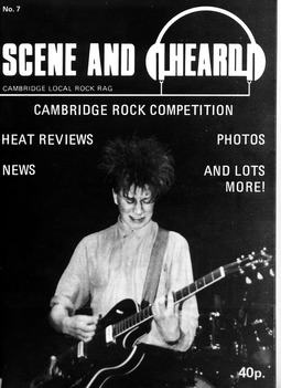 Cover of Scene and Heard Issue 7